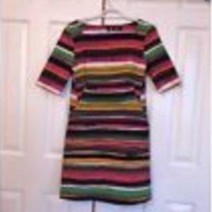 727198c4ccf kate spade saturday striped dress nwot size 6